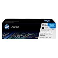 HP 125A 2200 Sayfa Kapasiteli Siyah Toner CB540A