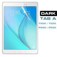 "Dark Samsung Galaxy TAB A 9.7"" T550 / T555 - P550 / P555 Ekran Koruyucu Film (DK-AC-SMSP9763)"