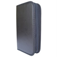 Lizer LC80 80li Siyah Deri CD Çantası