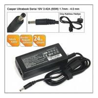 Versatil Casper 19V-3.42A (4.0*1.7) Ad149 Notebook Adaptörü
