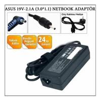 Versatil Asus 19V-2.1A/2.37A (3.0*1.1) Netbook Adaptör