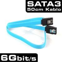 Dark SATA3 50cm HDD/Optik Kilitli Data Bağlantı Kablosu (DK-CB-SATA3L50)