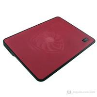 """Trilogic FS44 Kırmızı 17"""" Notebook Soğutucu"""