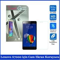 Ti-Mesh Lenovo A7000 İçin Cam Ekran Koruyucu