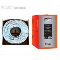 Frisby CAT-6 UTP 23AWG 305 MT Network Kablosu ( FR-CAT601)