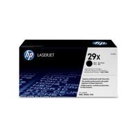 HP 29X 10000 Sayfa Kapasiteli Siyah Toner C4129X