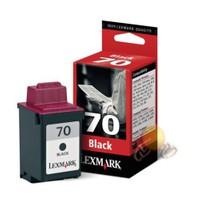 Lexmark 70 Siyah Kartuş 012AX970E