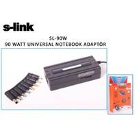 S-link SL-90W 90WAT Universal Notebook Adaptör