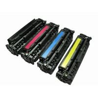 Tkz Cc530a Hp Color Laserjet Sıyah Toner