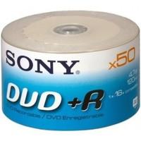 Sony 4.7 GB 120DK. 16X 50'li DVD+R