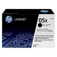 HP 05X 6500 Sayfa Kapasiteli Siyah Toner CE505X