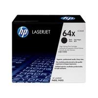 HP 64X 24000 Sayfa Kapasiteli Siyah Toner CC364X