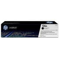 HP 126A 1200 Sayfa Kapasiteli Siyah Toner CE310A