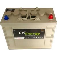 Yiğit Akü 12 Volt 130 Amper Jel Akü Gel Energy (Üretim Tarihi 2016)
