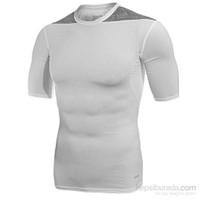 Adidas D82012 Tf Base Ss Erkek Tişört Beyaz