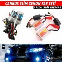 AutoCet Can-Bus H3 8000K Xenon Far Seti İnce Slim Dijital Balats 4175a