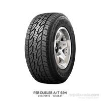 Bridgestone 245/70R16 107T A/T694 Rbt Yaz Lastiği