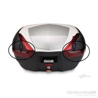 Gıvı Z4702r Çanta Reflektörü Alt Takım Kırmızı V47