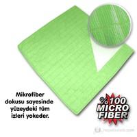 Automix Ekonomik Mikrofiber Bez Yeşil