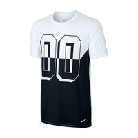 Nike Tee-Double Zero Block T-Shirt