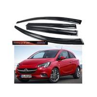 Sunplex Mugen Opel Corsa E Kasa 4 Kapı Rüzgarlık Seti 104510