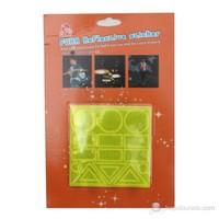Tex 2094-1 Reflektif Sticker
