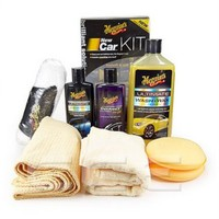 Meguiars Yeni Araç Bakım Kit Seti New Car Kit