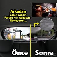 Skoda Süper B Sedan Arka Cam Perdesi 2010-2013