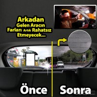 Honda Civic Sedan Arka Cam Perdesi 2002-2007