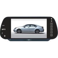 """Raymos 7"""" Dikiz Ayna Monitör Bluetooth-USB-SD -MP5- Oto Tv"""