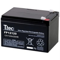 Ttec Plus 12V 12Ah Fp12120 Bakımsız Kuru Akü