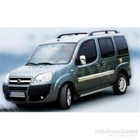 S-Dizayn Fiat Doblo Ayna Kapağı 2 Prç. Abs Krom (2000-2006)