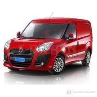 S-Dizayn Fiat Doblo Yan Kapı Çıtası 4 Prç. P.Çelik (2010>)