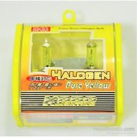Space Halojen Ampul H7-100 W sarı 12V