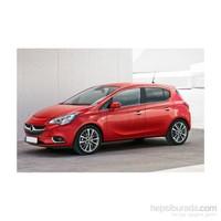 S-Dizayn Opel Corsa E Krom Kapı Kolu 4 Prç. P.Çelik 2015 ve Üzeri