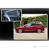 Hyundai İx 35 Araca Özel Perde (3 Parça)