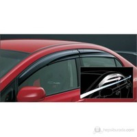 Volkswagen Jetta 2011 sonrası Mugen Cam Rüzgarlığı Ön/Arka
