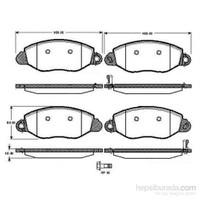 Bosch - Fren Balatası Ön (Ford Transıt (F_ _) (04/00-) [Wva 23840] - [ 169X64x18,4 Mm ] - İkaz Kablolu - Bsc 0 986 Tb2 817