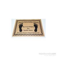 Schwer oto kağıt paspas(50adet)