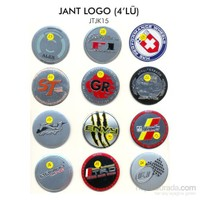 Space Jant Logosu (4'Lü Set) Jtsk15