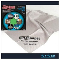 Micro Wiper Ultra Microfiber Cam Temizlik Bezi DETERJANSIZ! 2000 YIKAMA GARANTİLİ