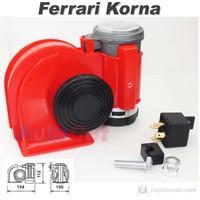 F1 Ferrari Kornası(11727)