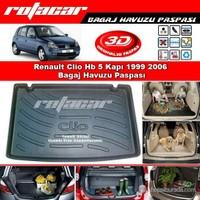 Renault Clio Hb 5 Kapı 1999 2006 Bagaj Havuzu Paspası BG0324