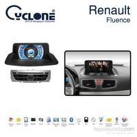 Cyclone Renault Fluence Dvd Ve Multimedya Sistemi (Orj. Anten ve Kamera Hediyeli)