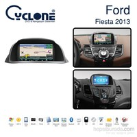 Cyclone Ford Yeni Fiesta Dvd Ve Multimedya Sistemi (Orj. Anten ve Kamera Hediyeli)