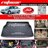 Opel Astra G Hb 5 Kapı 1999 2004 Bagaj Havuzu Paspası BG0134