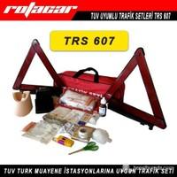 Rotacar Trafik Seti 2918 Tuv Uyumlu Trs607