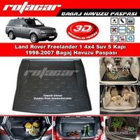 Land Rover Freelander 1 4x4 Suv 5 Kapı 1998-2007 Bagaj Havuzu Paspası BG0107