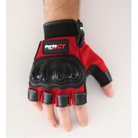 Forte Gt 10P Korumalı 3D Parmaksız Kırmızı Eldiven
