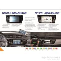 Navimate Yeni Toyota Corolla (2014) Araca Özel Multimedya Sistemi